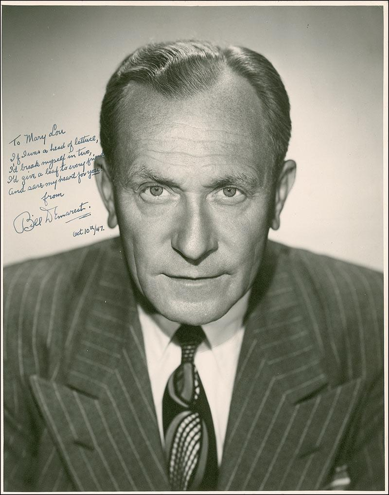 1947 William Demarest