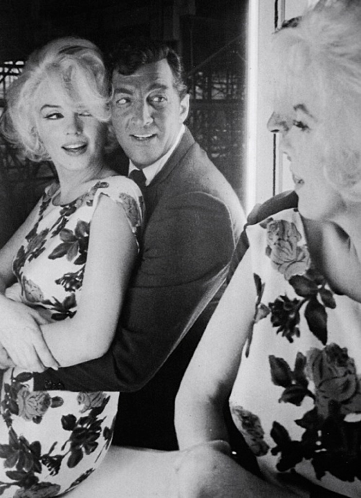 something's got to give dean martin marilyn monroe