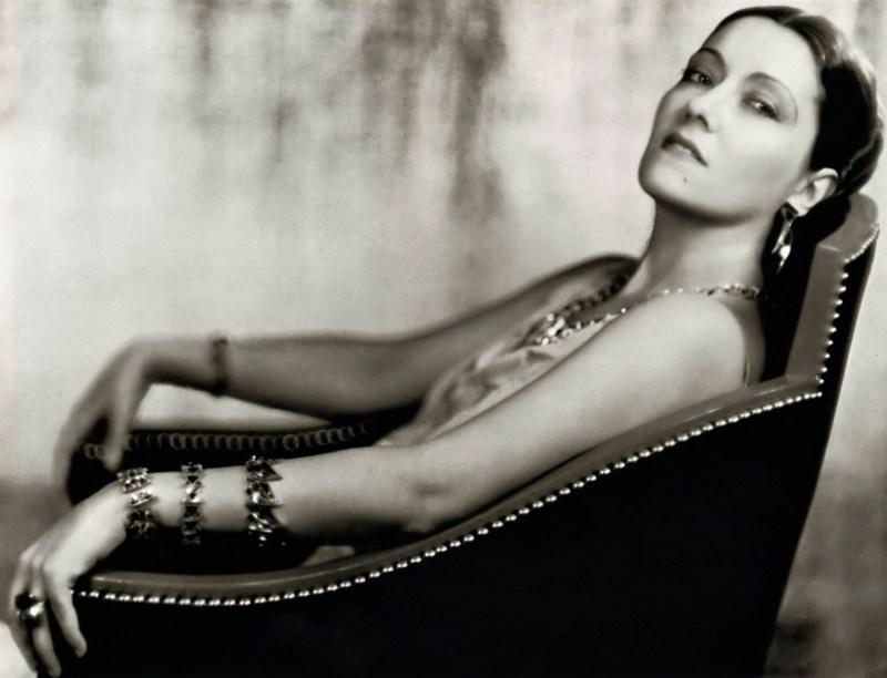 gloria swanson 1929 - by ernest bachrach