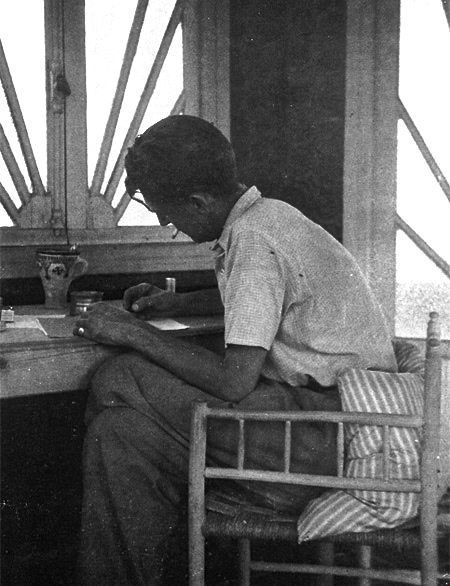 George Orwell Marrakech 1939