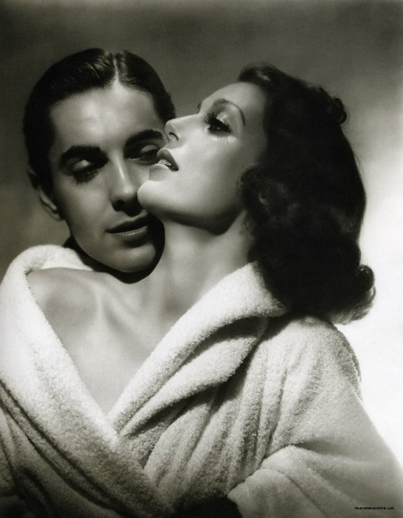 hurrell tyrone power loretta young