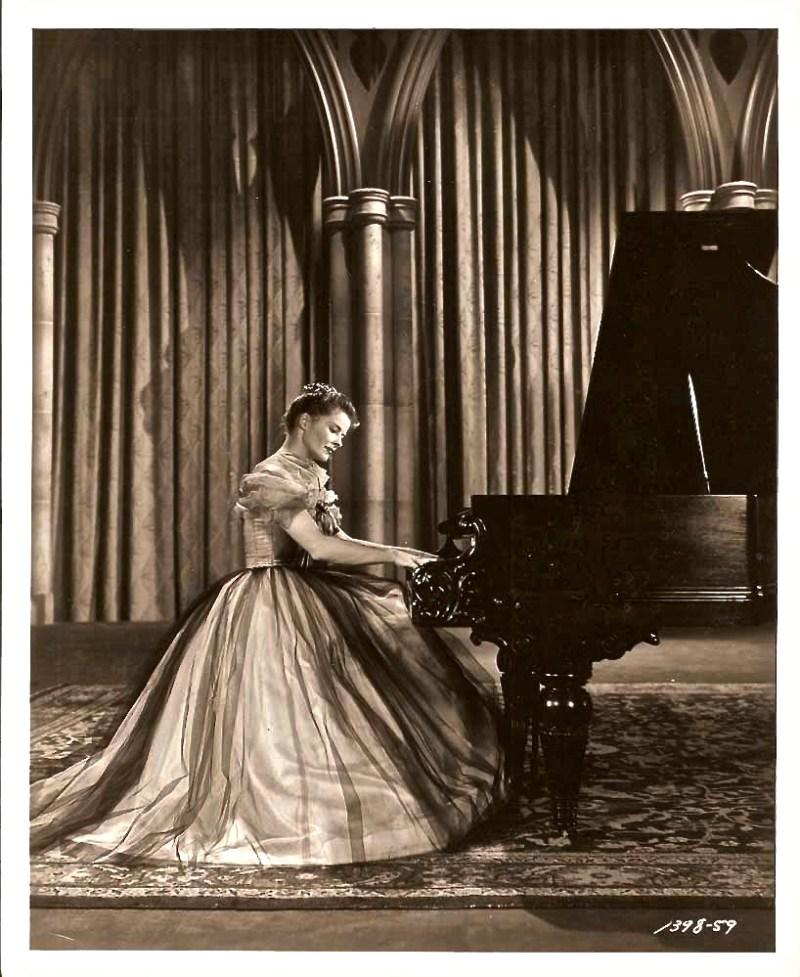 Katharine Hepburn - Song of Love
