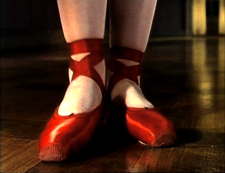 red shoes moira shearer