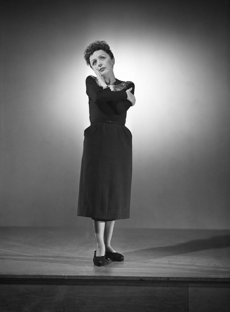 Edith Piaf by Studio Harcourt, Paris