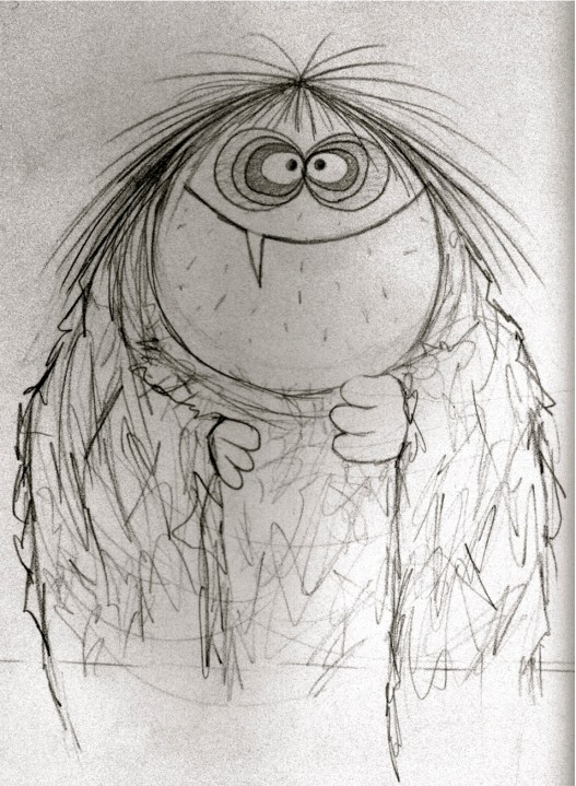 Taminella Concept from The Frog Prince, Jim Henson