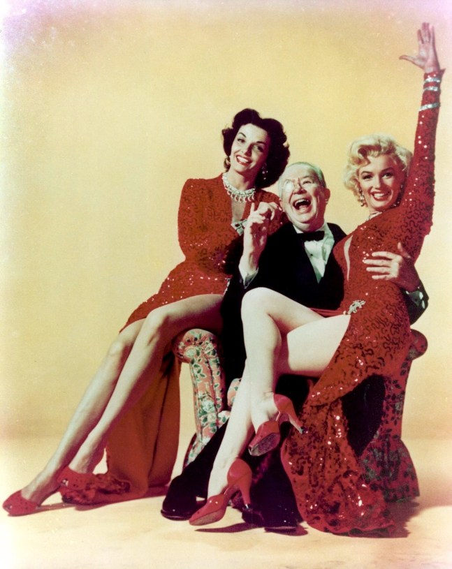 Gentlemen Prefer Blondes (1)