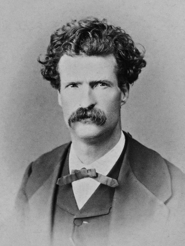 Samuel Langhorne Clemens September 1-2, 1867, Pera, Constantinople by Abdullah Frères