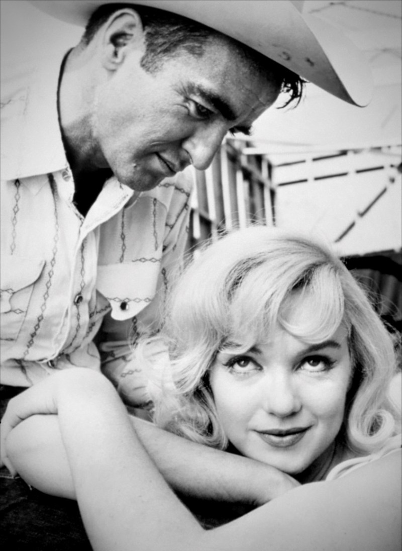 marilyn-monroe montgomery-clift