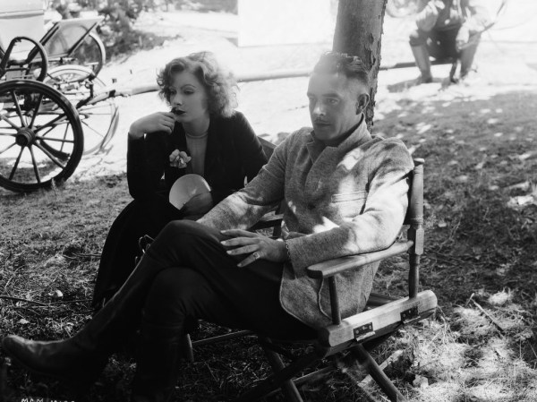 They were screen lovers extraordinaire Garbo and Gilbert
