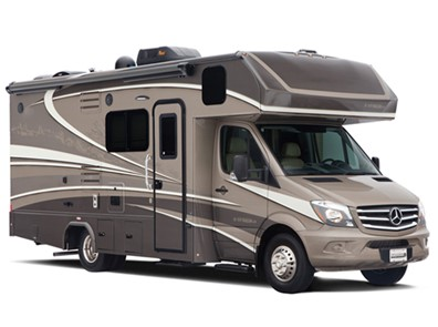 RV's and Class C motorhome