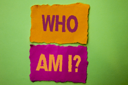 Finding my Niche - Who Am I?