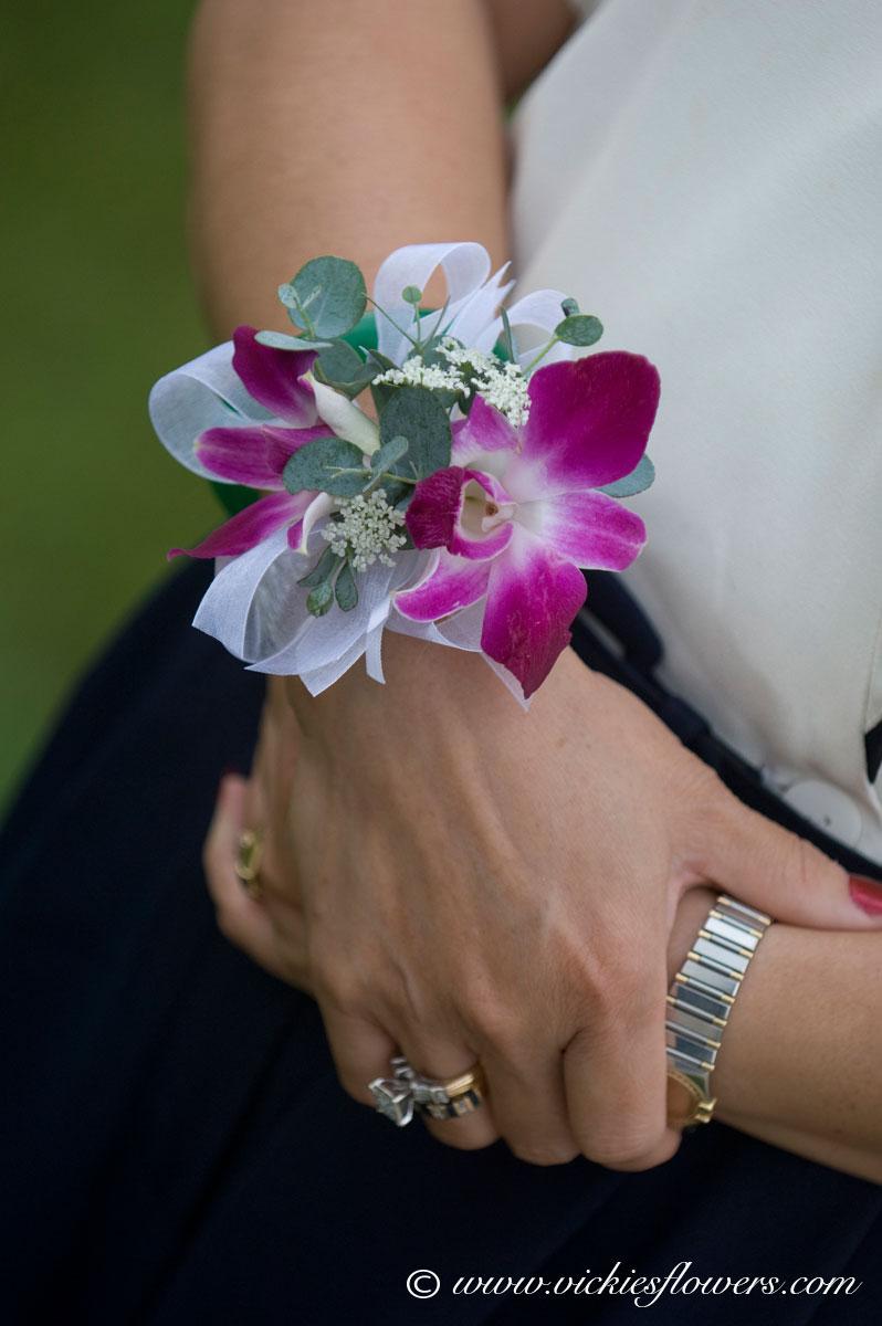 Wedding Corsages  Vickies Flowers  Brighton Colorado Florist