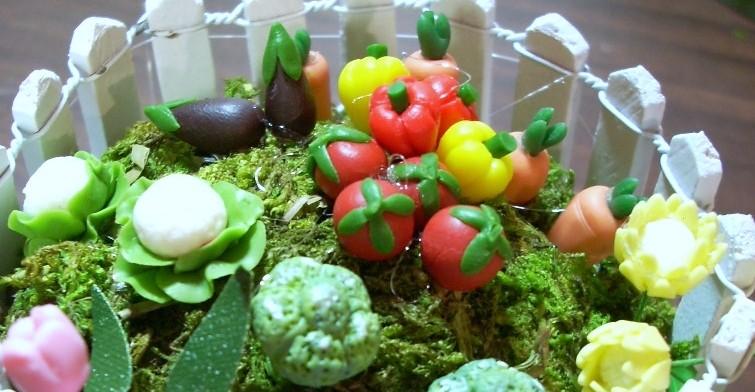 Thrifting Thursday – Souffle Garden