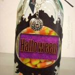 Halloween Crafts: Potion Bottles with Reminisce