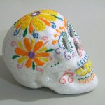 Video: How to Make Day of the Dead Skulls with Stickles Glitter Glue