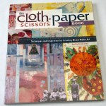 Book Review: The Cloth Paper Scissors Book and Embossed Metal Wall Art
