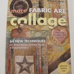 Book Review: More Fabric Art Collage by Rebekah Meier