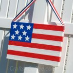 Fabulous Friday: 11 American Flag Inspired Crafts