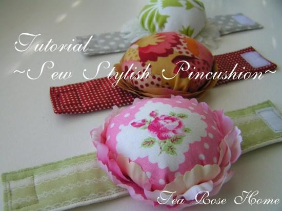 Sew-Stylish-Pincushion
