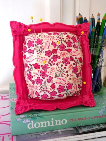Pin Cushions to Make