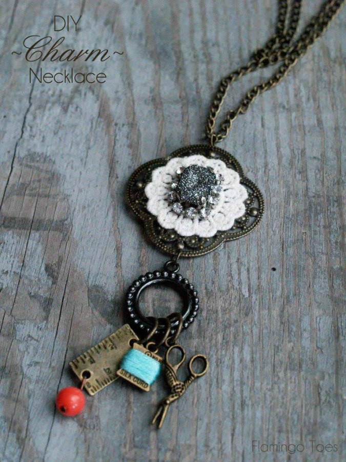 Fabulous Friday 8 Easy DIY Jewelry Tutorials For Spring Vicki ODell