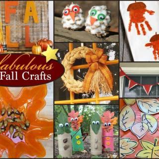 Fabulous Fall Crafts