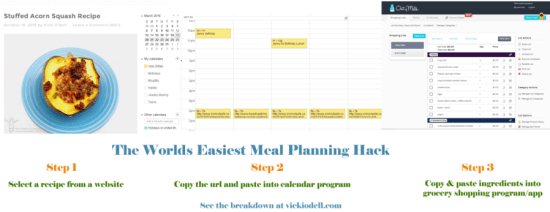 The Worlds Easiest Meal Planning Hack