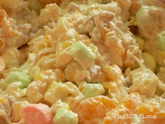 Holiday Fruit Salad