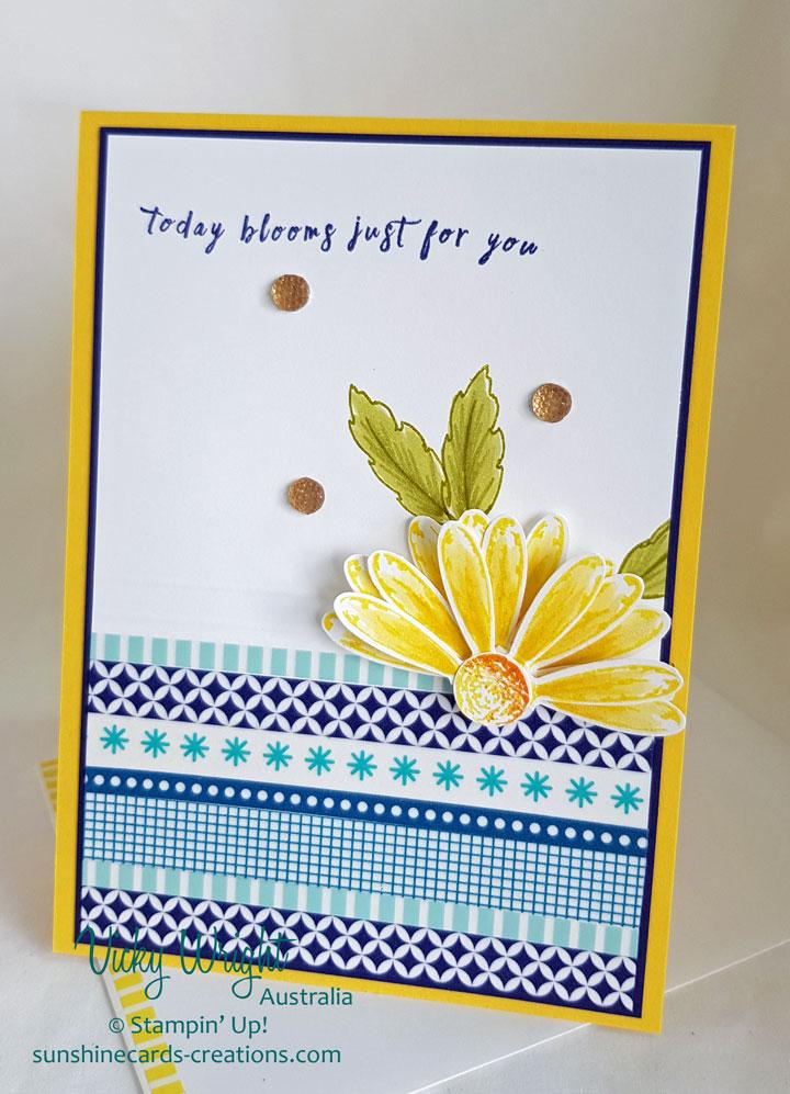 Washi-Tape---Sunflower