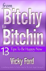 bitching book 1 front cover