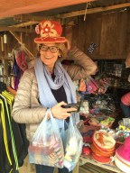 Laos:Typical local hat!