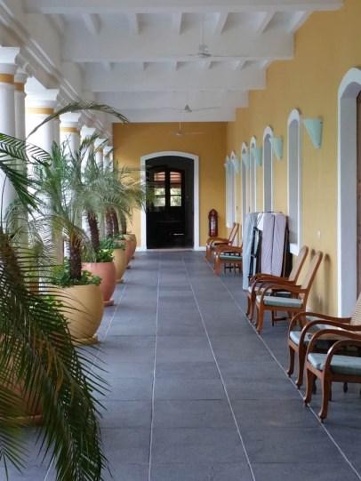 Mahe Palace hotel