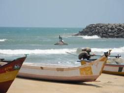 Beach at Mamallapuram