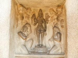 carvings at Mamallapuram