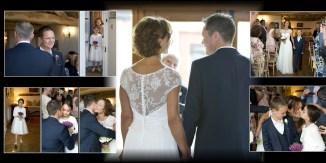 Wedding ceremony Photography wethele manor