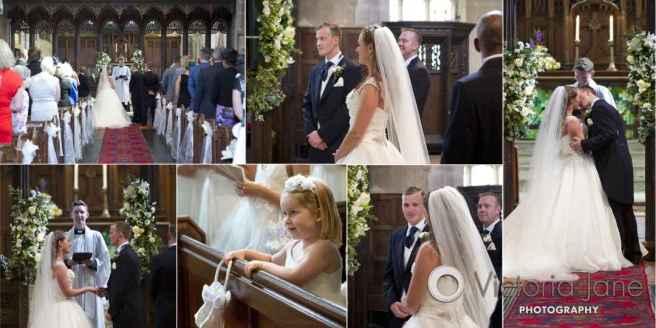 wedding photography knowle parish church
