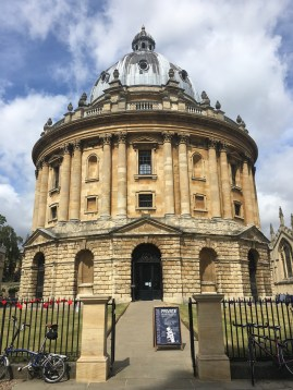 Oxford: Radcliffe Camera