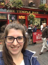 The Temple Bar in Temple Bar district
