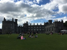 Kilkenny Castle and Kilkenny Castle GRound