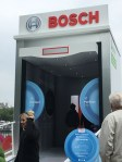 Bosch's Giant Dishwasher