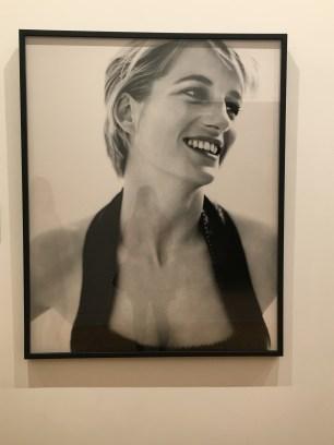Diana, Princess of Wales by Mario Testino (1997)