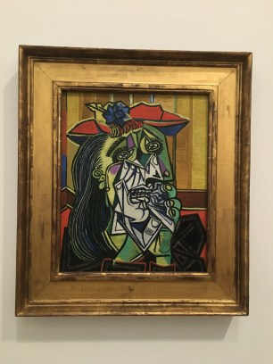 'Weeping Woman' by Pablo Picasso (1937)