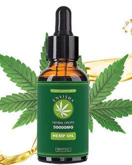 50000mg Hemp Oil for Pain Relief Anxiety Sleep Anti Inflammatory Extract Drops Seed Oil, HEMP Seed Oil, HEMP Extract