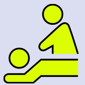 exercicio_5_coluna_vertebral. Quais os exercícios para dor na coluna? Alongamento do quadríceps Ao alongar a musculatura da frente da coxa, você consegue elevar a frente do quadril, abaixando a parte de trás do quadril, e assim descomprime a coluna lombar, afasta as vértebras lombares e protege o nervo ciático.