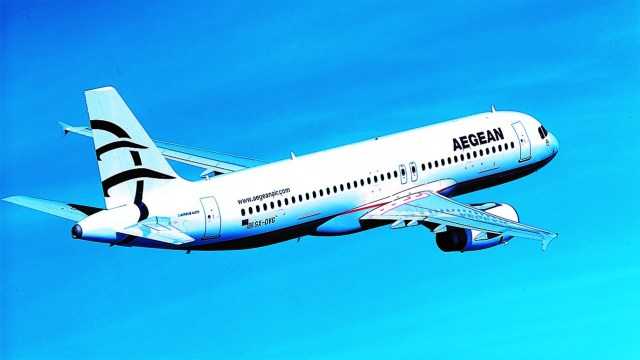 Aegean Airlines - Airbus A320