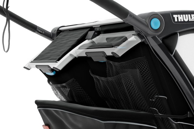 Thule Chariot Sport 1 Modell 2019 - Black Edition