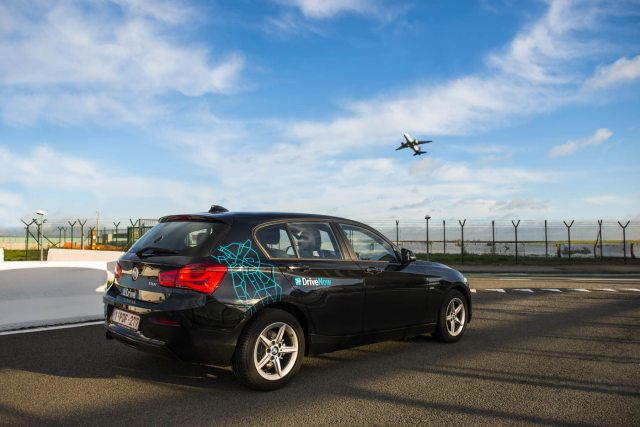 DriveNow - Nach der Magnetschwebebahn die angenehmste Option zum Flughafen