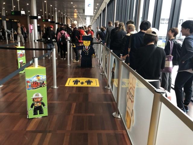 Kinder Fast Track am Airport Copenhagen