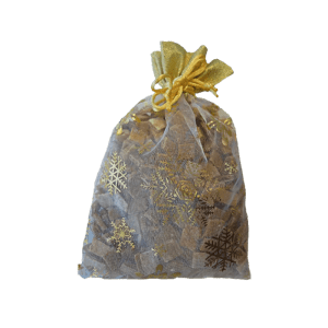 "Organza bag ""Christmas"