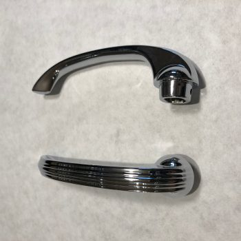 39-49 Dodge Door Handle Chrome Plated – 1 Each